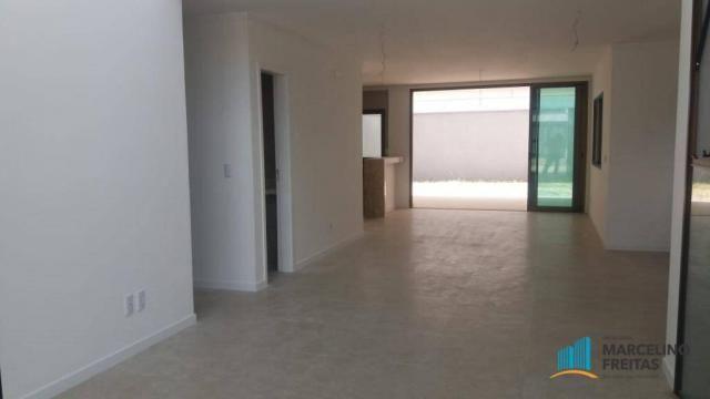 Casa com 3 dormitórios para alugar, 236 m² por R$ 3.609,00/mês - Centro - Eusébio/CE - Foto 3