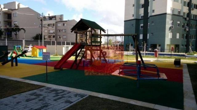 Apartamento com 3 dormitórios à venda, 61 m² por R$ 350.000,00 - Areal - Pelotas/RS - Foto 12