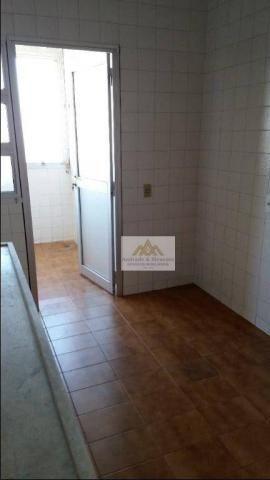 Apartamento com 2 dormitórios para alugar, 75 m² por R$ 1.050/mês - Centro - Ribeirão Pret - Foto 15