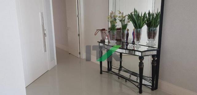 Apartamento com 4 dormitórios à venda, 210 m² por R$ 5.200.000,00 - Centro - Balneário Cam - Foto 3