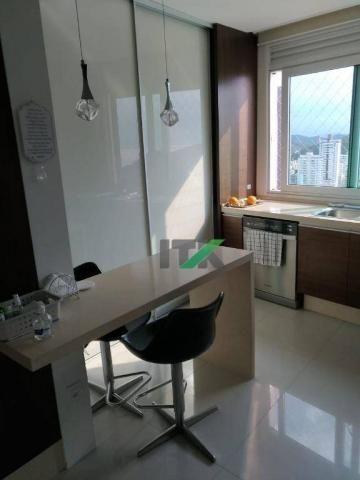 Apartamento com 4 dormitórios à venda, 210 m² por R$ 5.200.000,00 - Centro - Balneário Cam - Foto 13