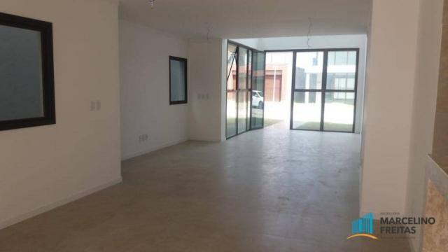 Casa com 3 dormitórios para alugar, 236 m² por R$ 3.609,00/mês - Centro - Eusébio/CE - Foto 6