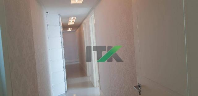 Apartamento com 4 dormitórios à venda, 210 m² por R$ 5.200.000,00 - Centro - Balneário Cam - Foto 15