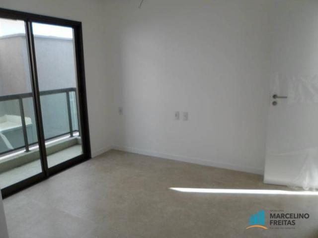 Casa com 3 dormitórios para alugar, 236 m² por R$ 3.609,00/mês - Centro - Eusébio/CE - Foto 14