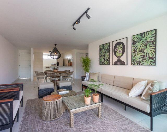 Apartamento Bangalô à venda na Praia de Camboinha - Cabedelo 131 metros quadrados - Foto 4