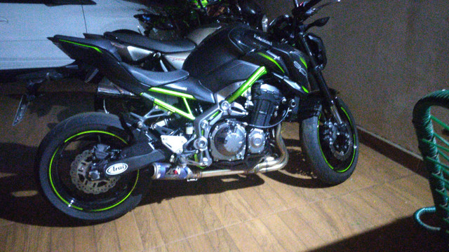 Kawasaki z900 2019