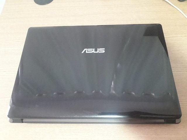 "Notebook Asus Intel Dual Core 2,10GHz, 4 Gb DDR3, HD500Gb, Led 14"", HDMI, Wi-Fi, USB 3.0 - Foto 2"