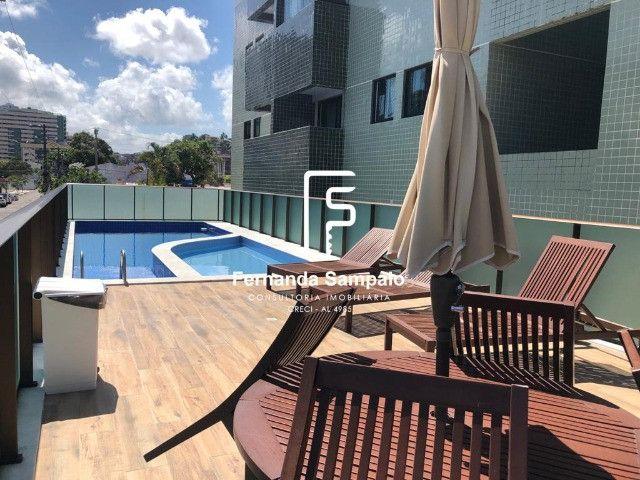 Venda Apartamento 3 Quartos Completo de móveis fixos em Maceió - Foto 17