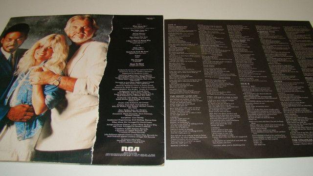 LP Vinil - Kenny Rogers - About Me - 1.983 - 10 músicas - Foto 4