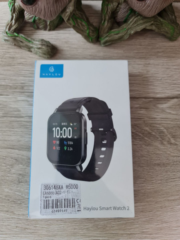 Smartwatch Xiaomi Haylou LS02  Novo Lacrado - Foto 3