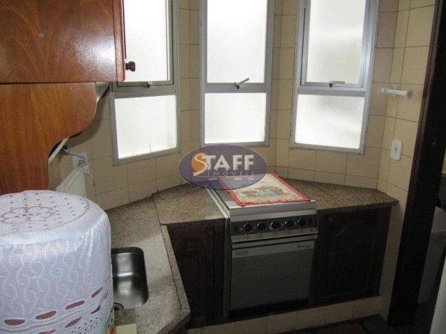 AZ-Apartamento com 3 quartos, 93 m², aluguel por R$ 2.800/mês-Centro-Cabo frio/RJ(AP0651) - Foto 7