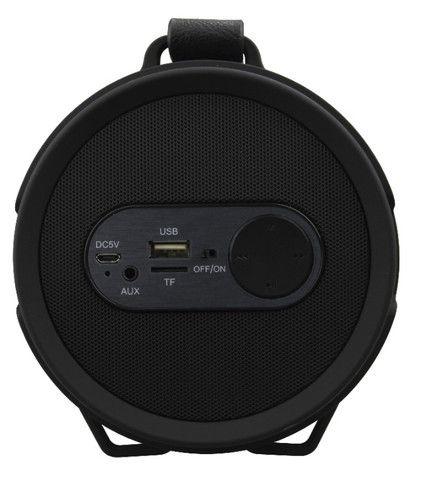 Caixa De Som Mp3 Usb Cartão Fm Bluetooth 30w Oex Drum Sk405 - Foto 4