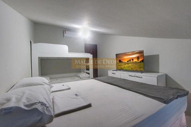 Belíssima casa no Porto das Dunas com 5 quartos.(Venda). - Foto 4