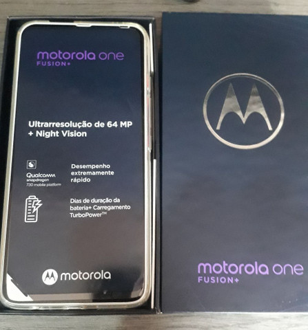 Motorola one vision + branco - Foto 3