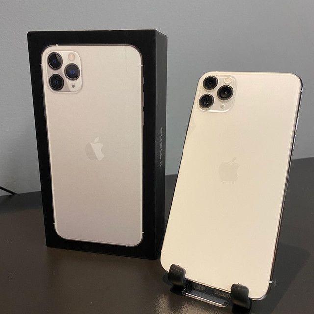 iPhone 11 Pro Max Silver 64GB (NOVO)