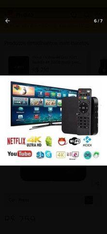 Tv box Mx QPRO 4K /5G - Foto 5