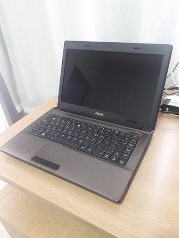 "Notebook Asus Intel Dual Core 2,10GHz, 4 Gb DDR3, HD500Gb, Led 14"", HDMI, Wi-Fi, USB 3.0"