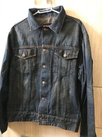 Jaqueta jeans Damyller nova - Foto 2