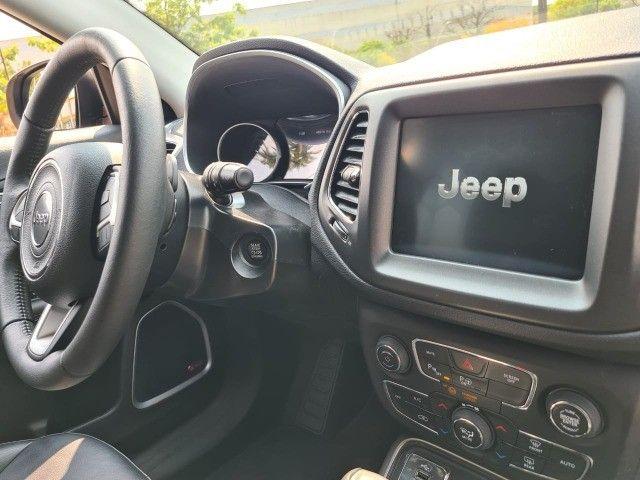Compass Longitude-Alto desempenho na estrada e na cidade! Conforto e Tecnologia. - Foto 10