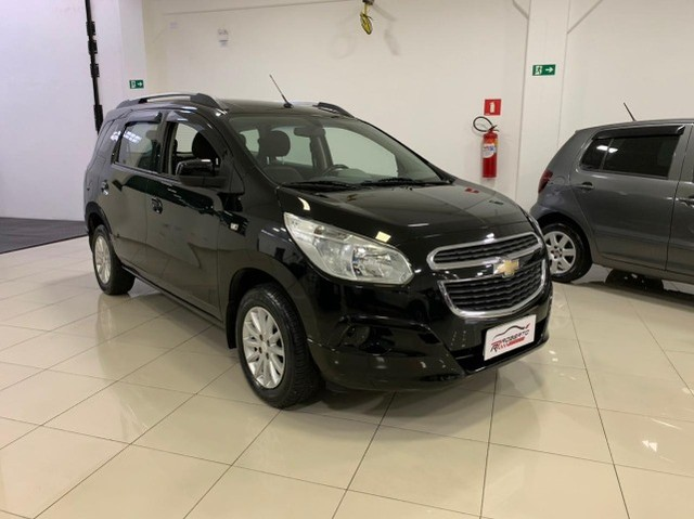 Spin LT 1.8 Automatico 2014 - 79000 KMs  - Foto 3