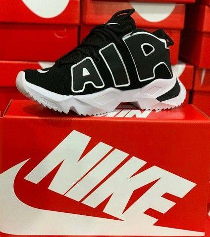 Tenis (Leia a Descrição) Nike Air Big Várias Cores Novo - Foto 6