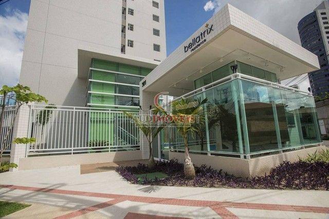 Apartamento para venda possui 90 metros quadrados com 3 quartos em Guararapes - Fortaleza