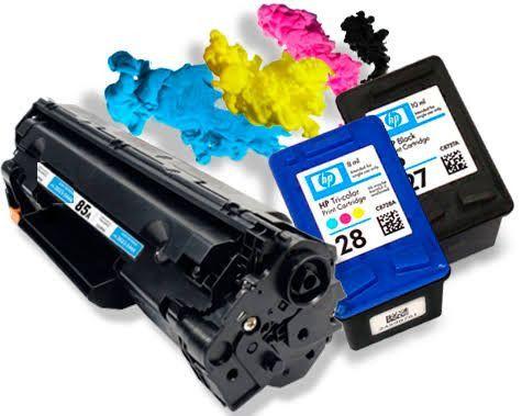 Recarga de cartuchos de impressora