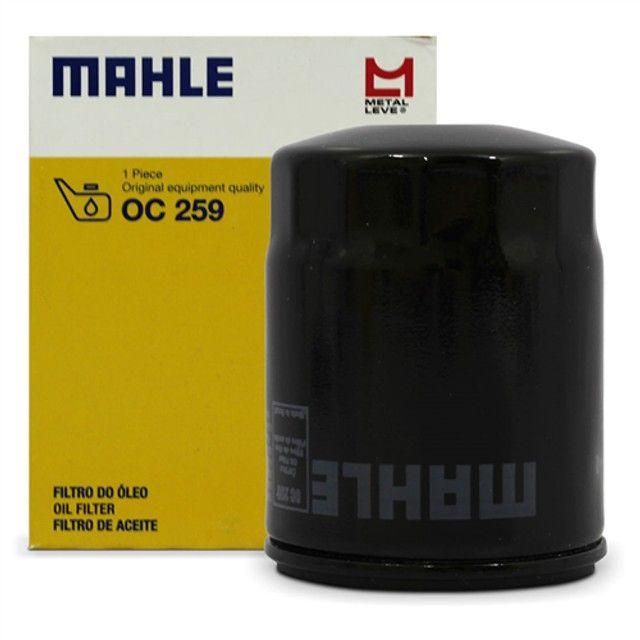 Filtro Óleo Motor Mahle  Oc259
