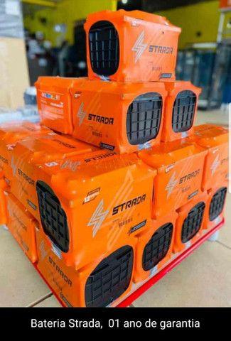 Bateria 60 amps a base de troca diversas marcas - Foto 2
