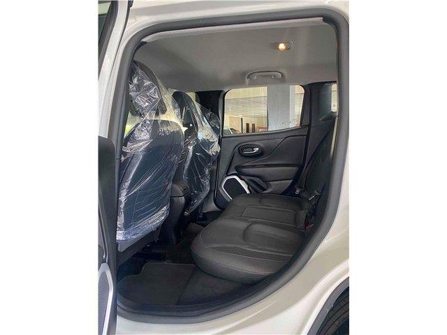 Jeep Renegade 1.8 Flex Longitude Automático 2019!!! - Foto 11
