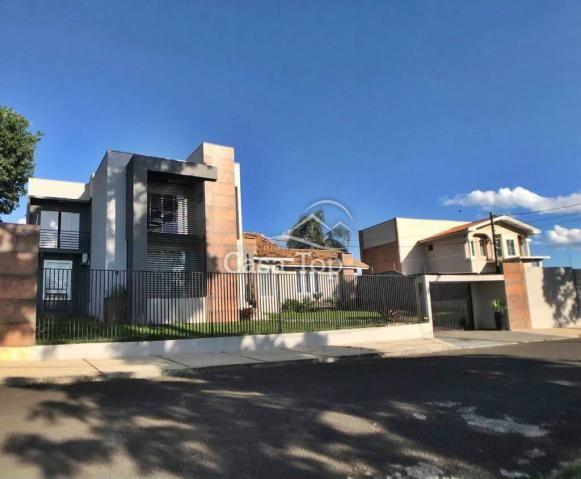 Casa para alugar com 4 dormitórios em Oficinas, Ponta grossa cod:3720