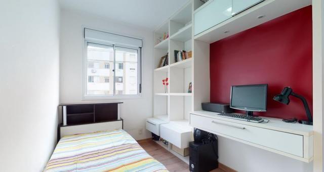 Apartamento à venda com 3 dormitórios em Jardim carvalho, Porto alegre cod:155827 - Foto 7