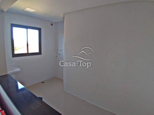 Apartamento à venda com 1 dormitórios em Jardim carvalho, Ponta grossa cod:2829 - Foto 2