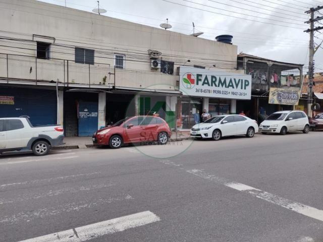 Prédio comercial a venda com 3 Pontos comerciais, bairro Armando Mendes, Manaus-AM - Foto 2