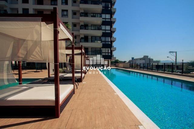 Apartamento à venda com 3 dormitórios em Balneário, Florianópolis cod:9924 - Foto 3