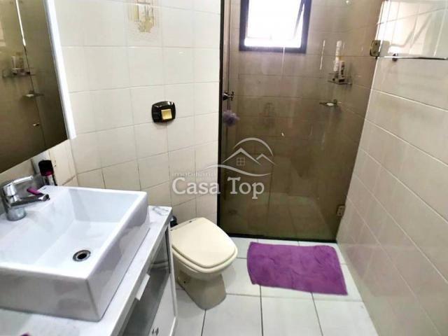 Apartamento à venda com 4 dormitórios em Nova russia, Ponta grossa cod:2500 - Foto 16