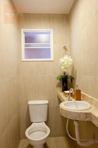 Casa com 3 dormitórios à venda, 176 m² no Eusébio - Foto 4