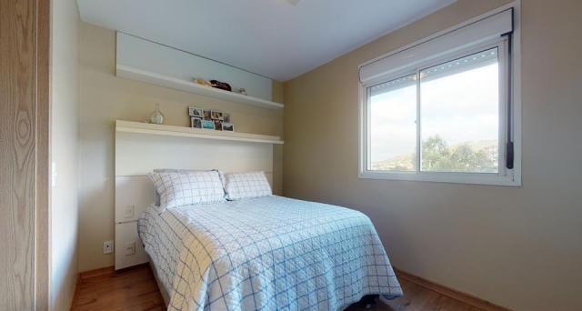 Apartamento à venda com 3 dormitórios em Jardim carvalho, Porto alegre cod:155827 - Foto 3