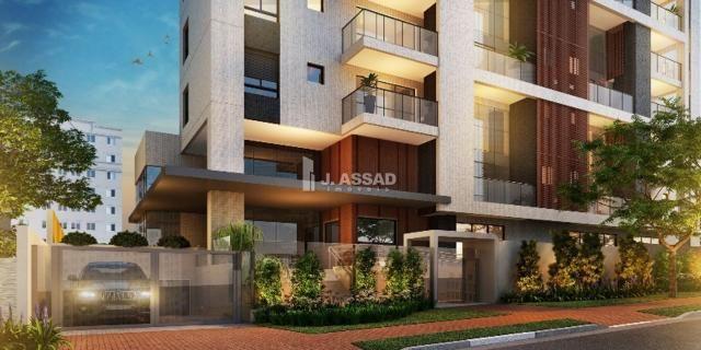 Apartamento à venda com 3 dormitórios em São francisco, Curitiba cod:AP0205 - Foto 4