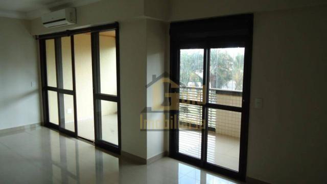 Apartamento com 4 dormitórios para alugar, 155 m² por R$ 2.500,00/mês - Jardim Irajá - Rib - Foto 2