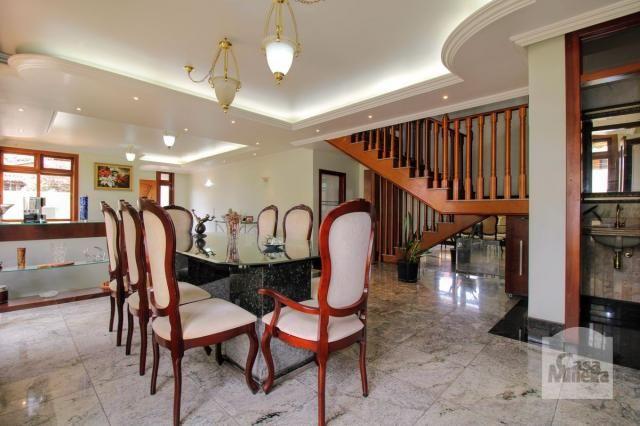 Casa à venda com 5 dormitórios em Castelo, Belo horizonte cod:277001 - Foto 6