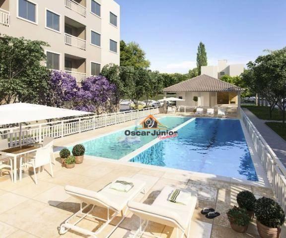 Apartamento com 2 dormitórios à venda, 49 m² por R$ 169.735,00 - Centro - Eusébio/CE - Foto 20