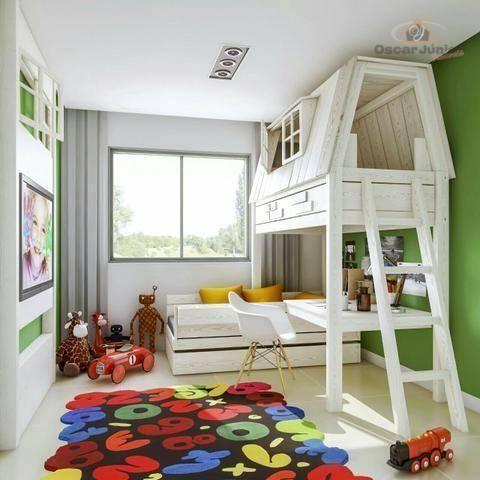 Apartamento com 2 dormitórios à venda, 49 m² por R$ 169.735,00 - Centro - Eusébio/CE - Foto 5