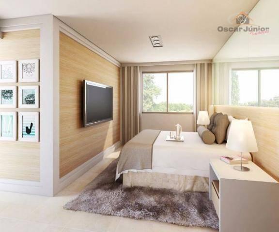 Apartamento com 2 dormitórios à venda, 49 m² por R$ 169.735,00 - Centro - Eusébio/CE - Foto 6