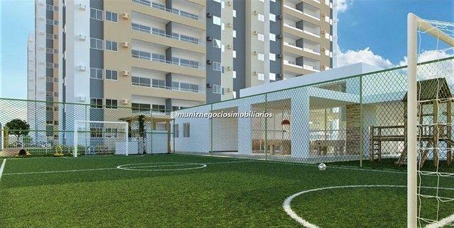 4S O Residencial Unique Living Club tem uniades de 3/2 quartos com suíte Candeias - Foto 7