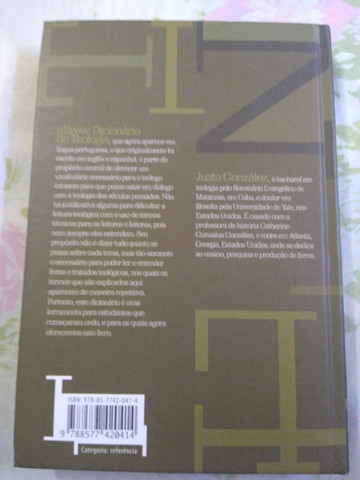 Breve Dicionário Teologia - Foto 2