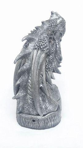 Incensário cabeça prata - Foto 2
