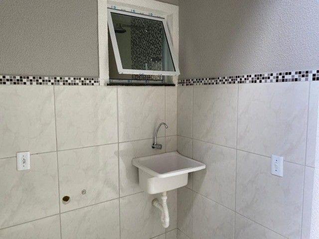 GÊ Moderna Casa, Loteamento Castelo, 3 dormitórios, 2 banheiros, 2 vagas. - Foto 19