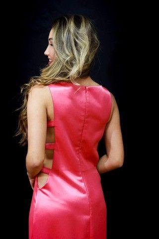 Vestido Dress Coral - Foto 3