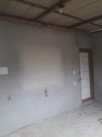 Vendo casa em Construção no Bairro João Paulo. Descendo o supermercado Paraná